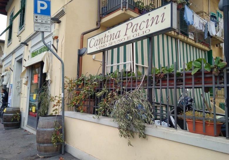 Cantina Pacini Florence