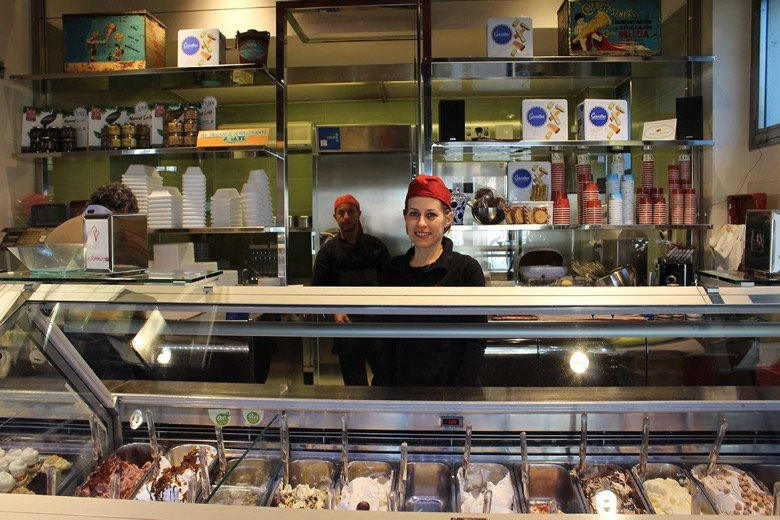 Gelateria Il Sorriso Florence