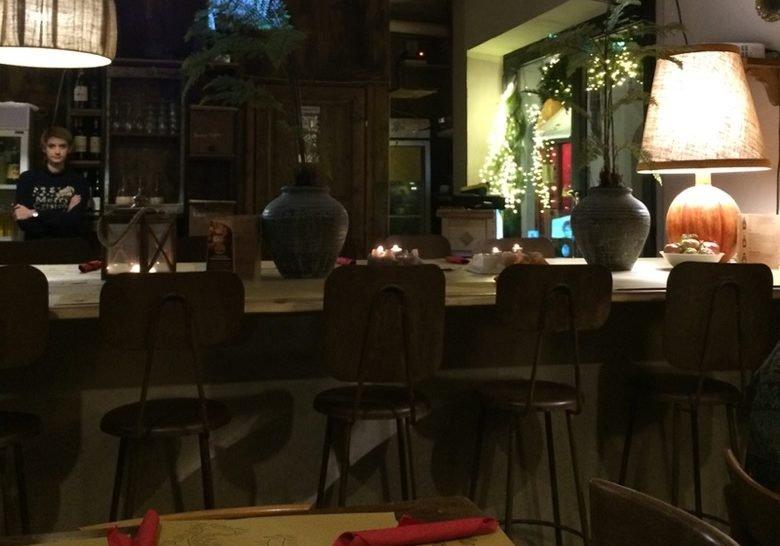 Lo Sprone pizzeria Florence