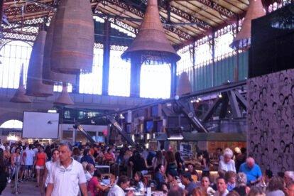 Mercato Centrale Florence