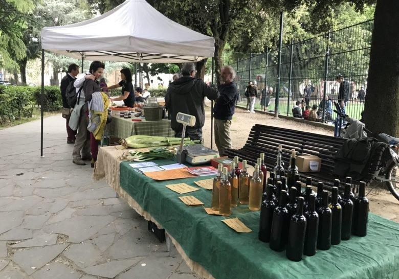 Mercato di Piazza Tasso Florence