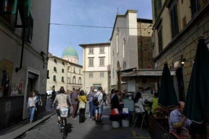 Panino with Lampredotto Florence
