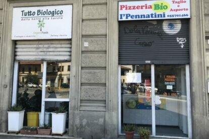 Pizzeria Bio l'Pennatini Florence