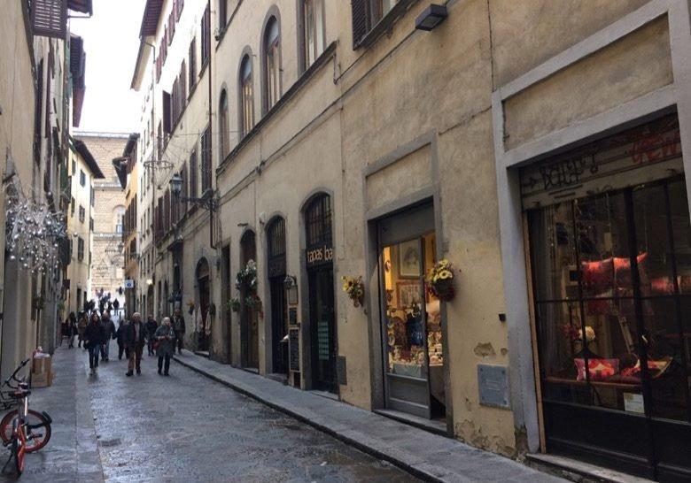 Sdrucciolo de' Pitti Florence