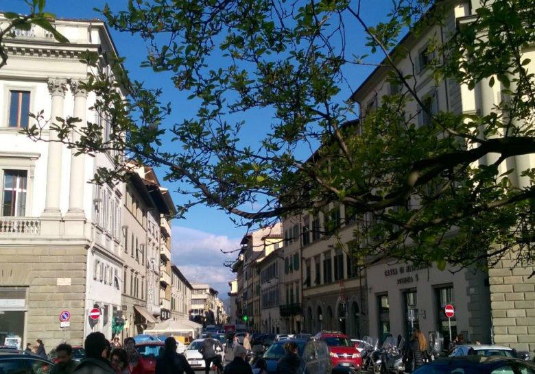 Via Gioberti Florence