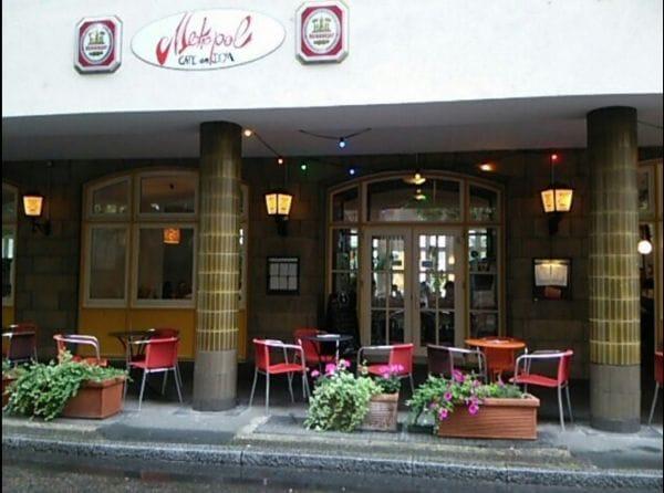 Metropol Café Frankfurt