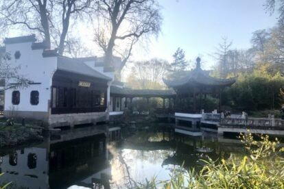 Bethmannpark – Find peace & relax