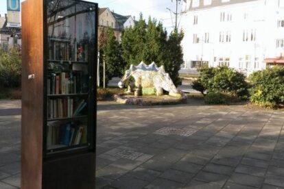 Bücherschränke Frankfurt