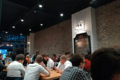 Der Fette Bulle Frankfurt