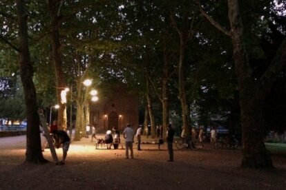 Günthersburgpark – A green oasis to unwind at