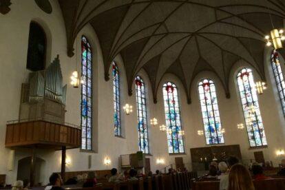 Organ Concerts St. Katherinen Frankfurt