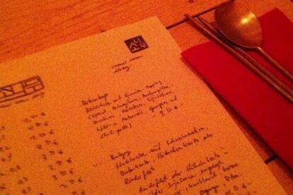 Sonamu Restaurant Frankfurt