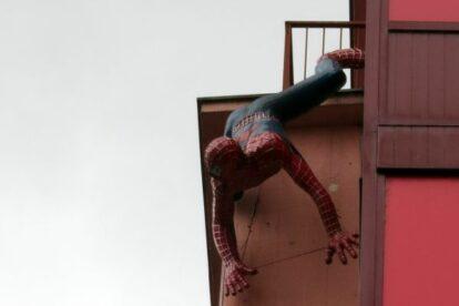 Spiderman Frankfurt