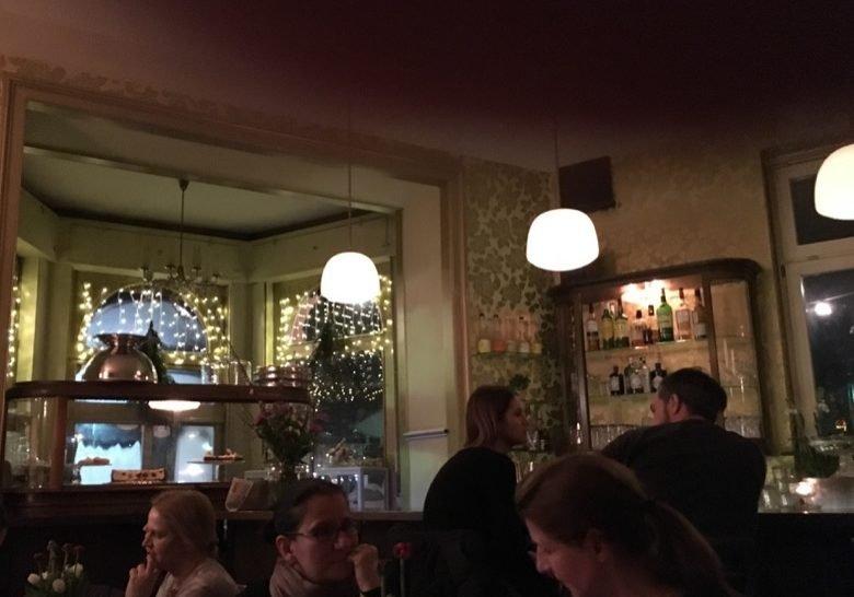 Cafe Maingold Frankfurt