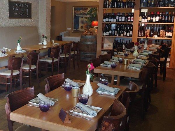 Eliá Restaurant Frankfurt