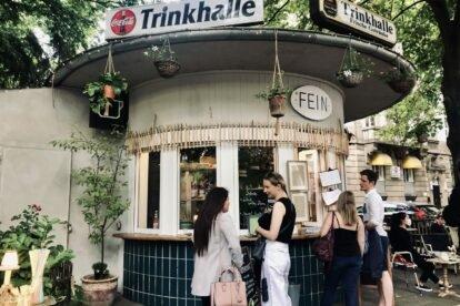 Fein Frankfurt – Cosy afterwork drinks in the park