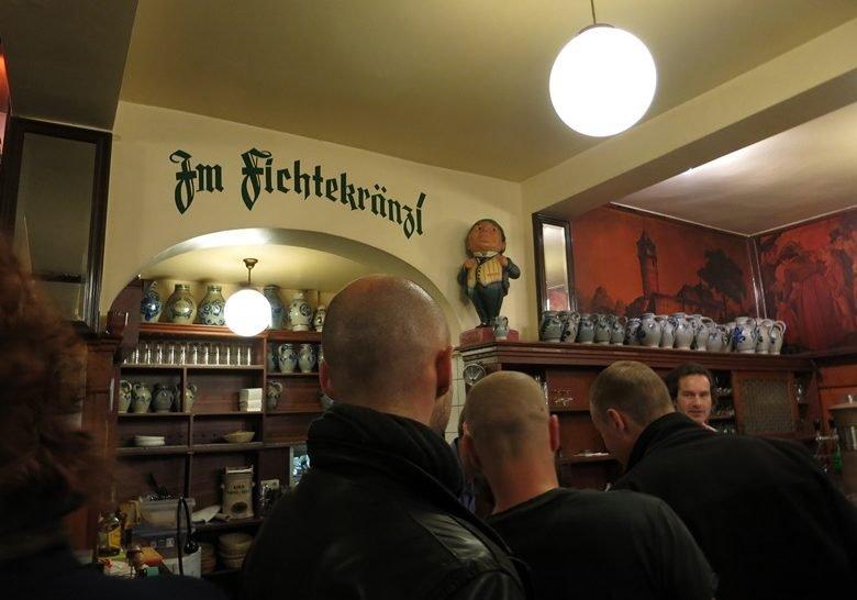Fichtekränzi Frankfurt