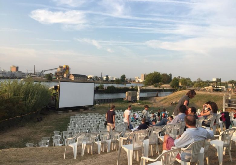 Hafenkino – The best open-air cinema in Frankfurt!