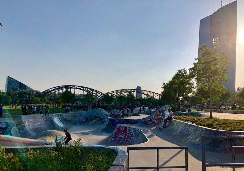 Hafenpark Frankfurt