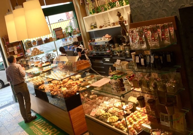 Iimori Patisserie Restaurant Frankfurt