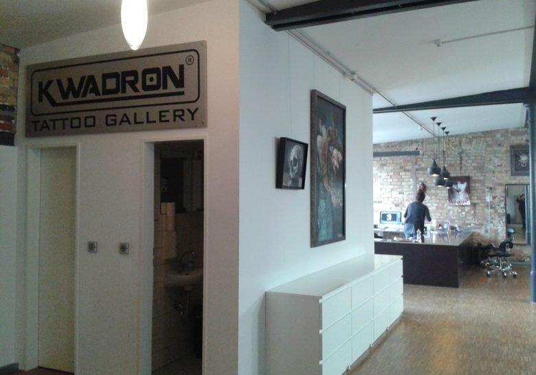 Kwadron Tattoo Gallery Frankfurt