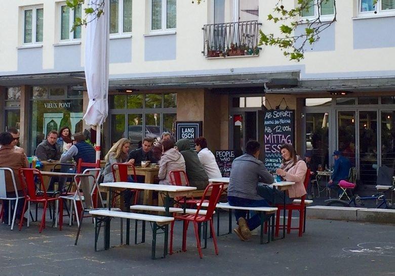Langosch am Main Frankfurt