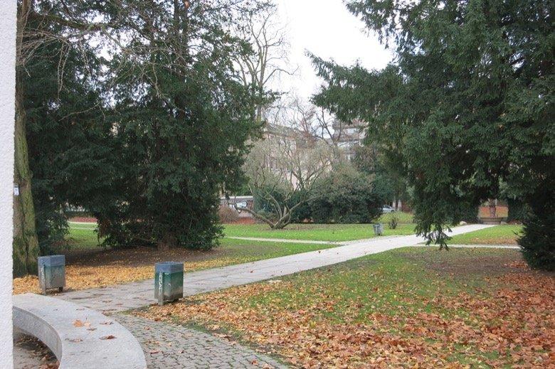 Metzlerpark Frankfurt