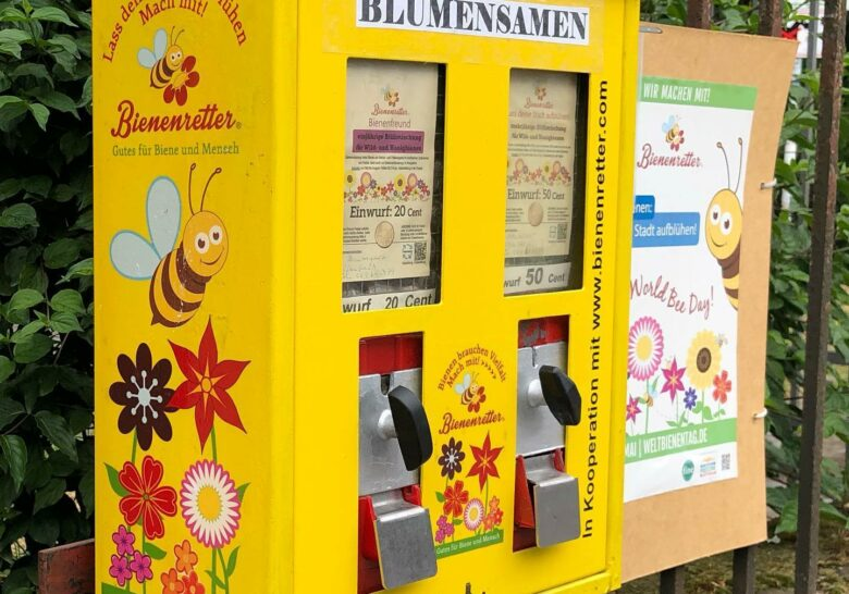 Save the Bees Frankfurt