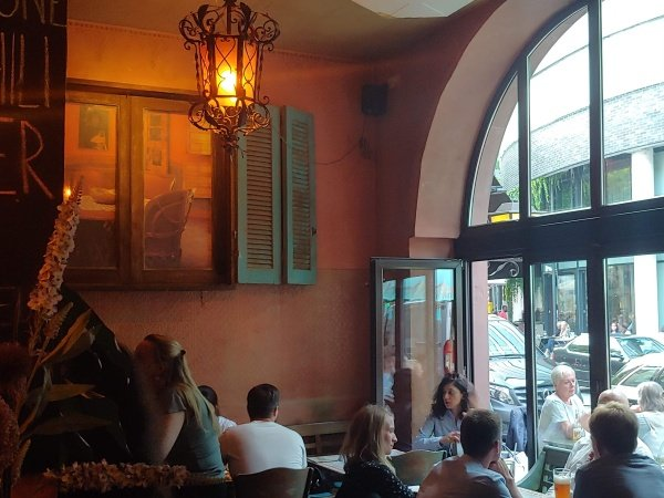 Tequila Bar Frankfurt