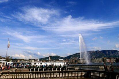Bains des Pâquis Geneva