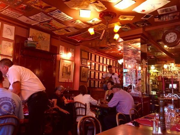 Café du Bourg de Four – Best rösti (and jazz)