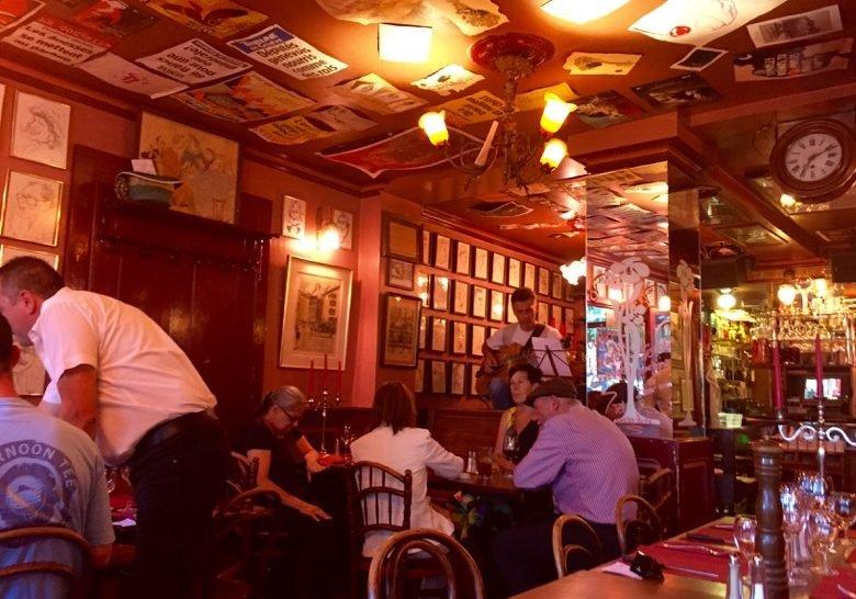 Café du Bourg de Four Geneva