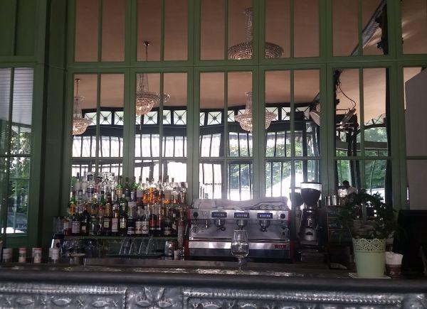 Café du Parc des Bastions Geneva