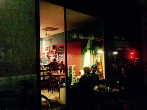Café Livresse Geneva