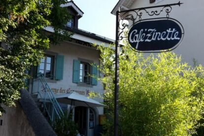 Café Zinette Geneva