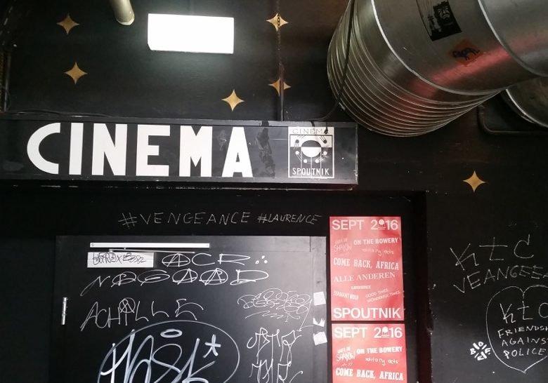 Cinéma Spoutnik Geneva