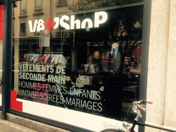Croix Rouge Vêt Shop Geneva