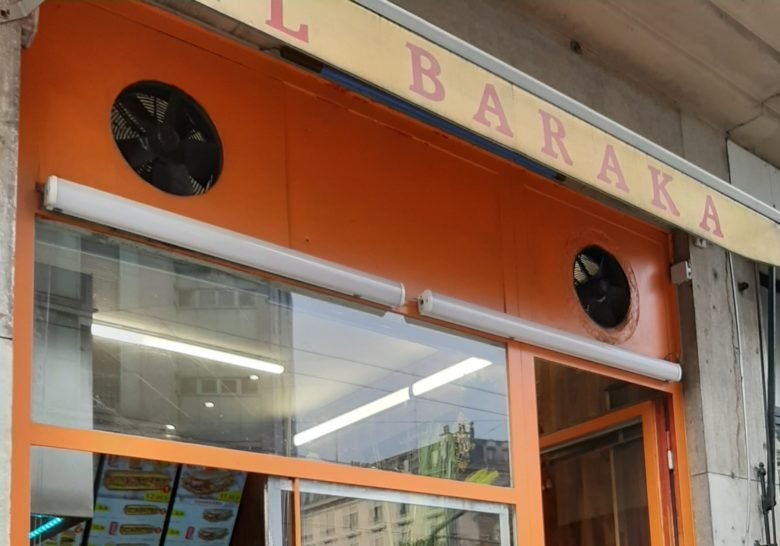 El Baraka – Kebab all night long