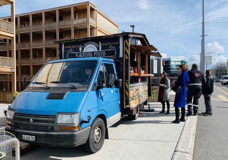 Falfoul Food Truck Geneva