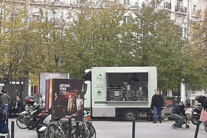 Food Trucks Geneva