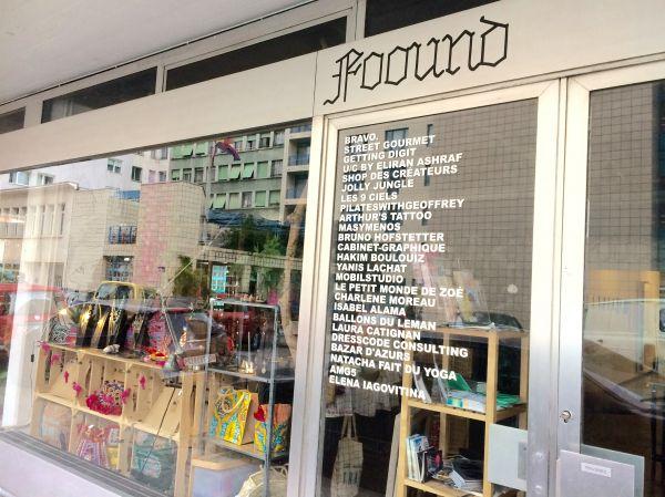 Foound Geneva
