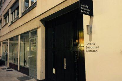Galerie Sebastien Bertrand Geneva