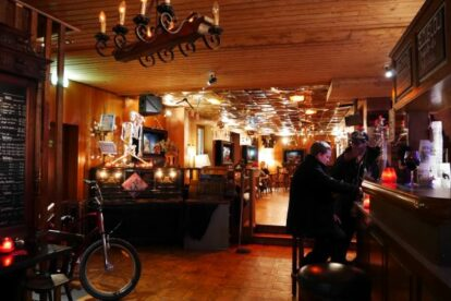 Le Bouffon de La Taverne Geneva