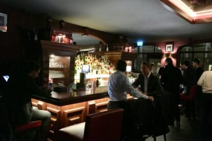 Manhattan Café Geneva
