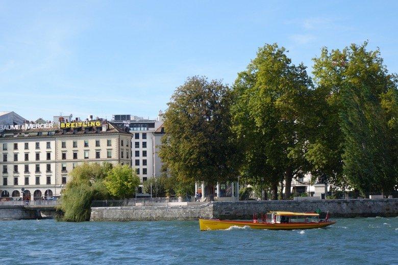 Mouettes Boats Geneva