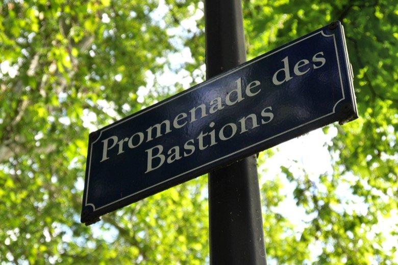 Parc des Bastions Geneva