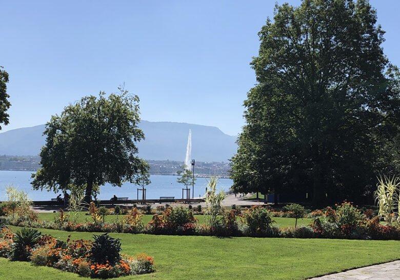 Perle du Lac Geneva