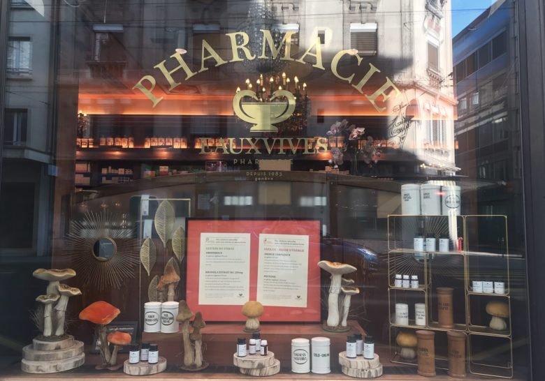 Pharmacie des Eaux-Vives Geneva