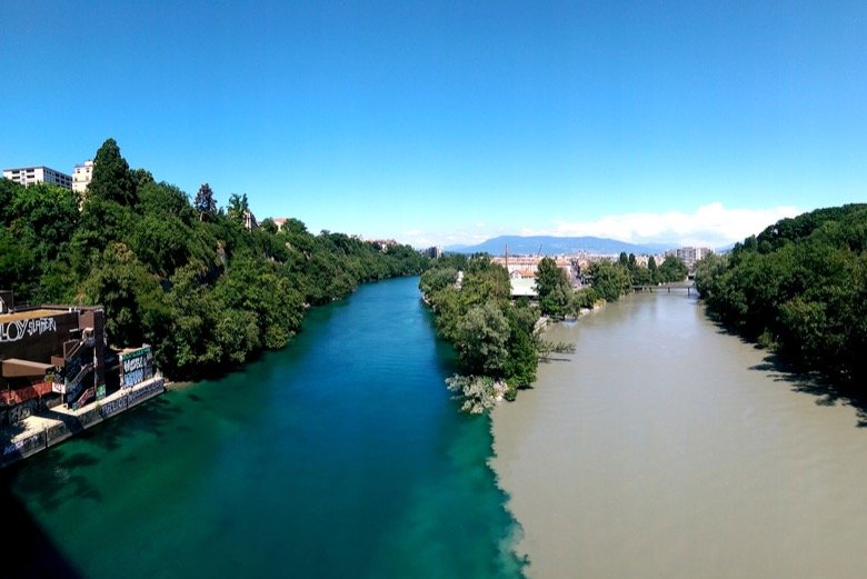 Pointe de la Jonction Geneva