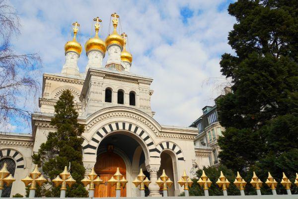 Russian Church of Geneva Geneva